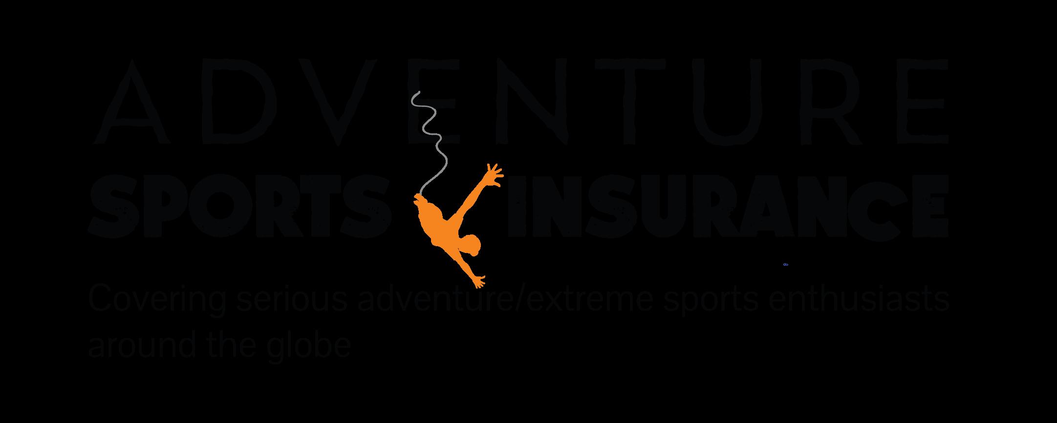 Adventure Sports Insurance website logo