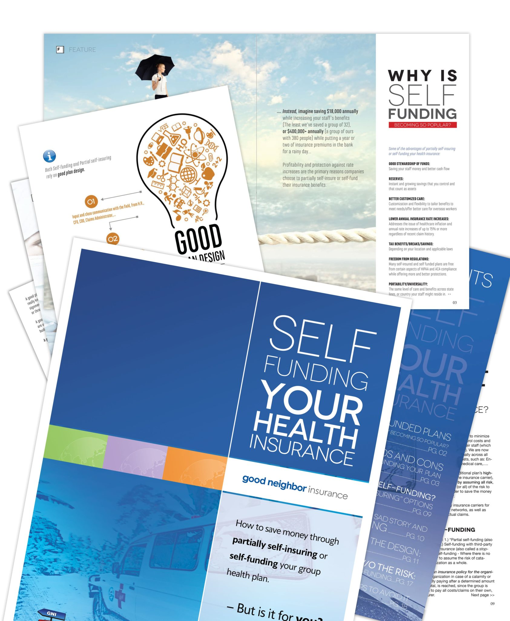 Free guide: Self-funding your international group health insurance