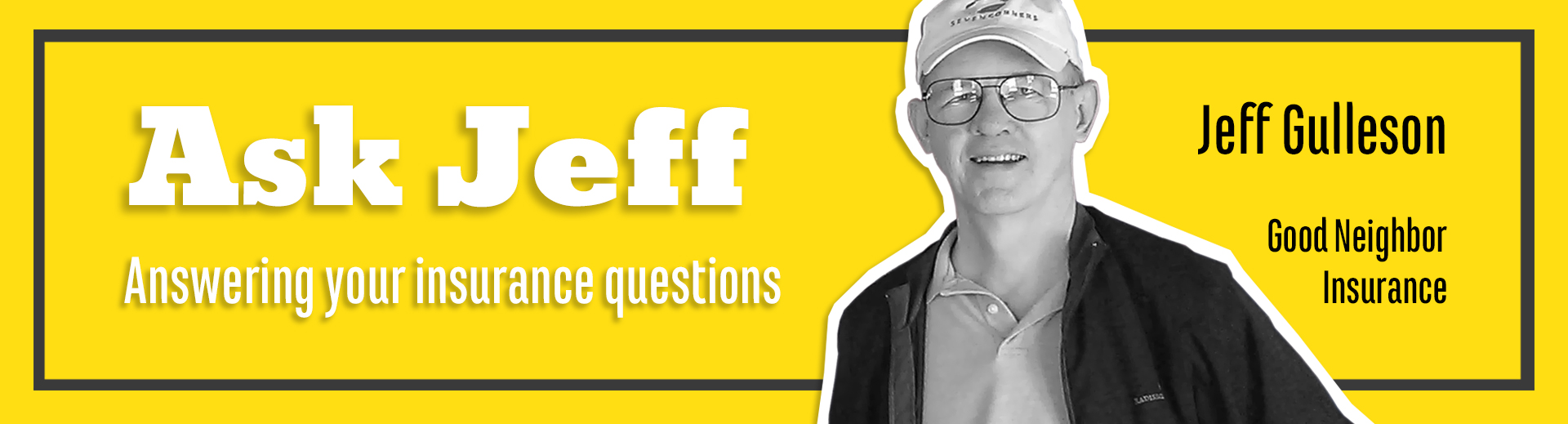 Ask Jeff Travel Insurance Questions and Answers