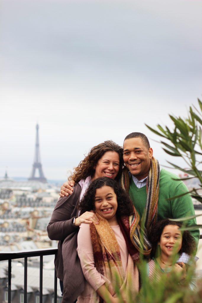 Family moving internationally